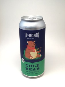 **LOCAL** Eleventh Hour - ColeBear (16oz Can)